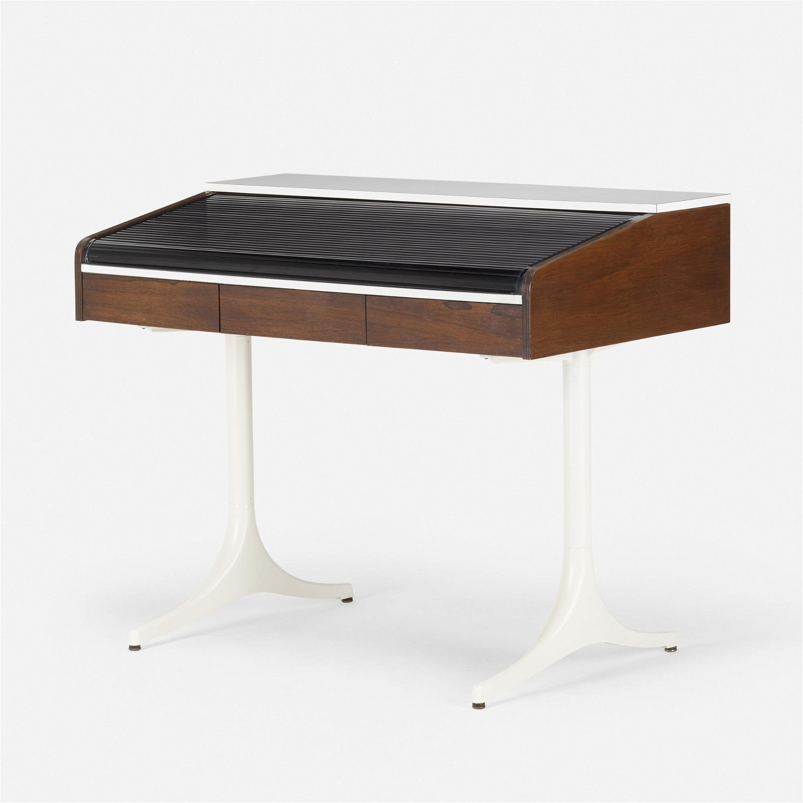 George Nelson & Associates, Roll Top desk, model 5496