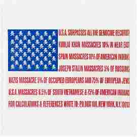 Maciunas, U.S.A. Surpasses All the Genocide Records