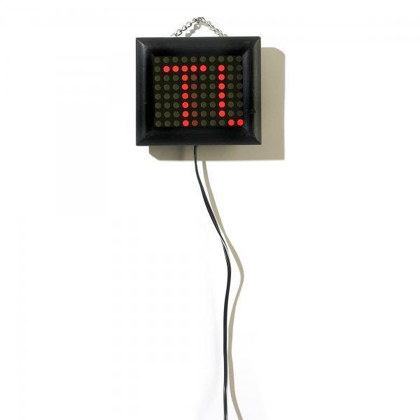 101: Jenny Holzer b. 1950 Truism LED