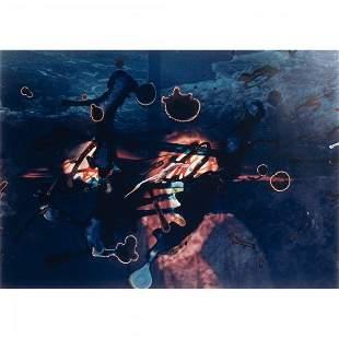 Rebecca Horn b. 1944 Zenith of the Ocean, #2