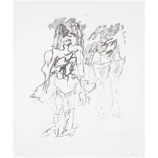 Willem de Kooning 1904-1997 Two Women