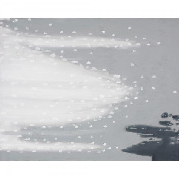 116: Alex Katz b. 1927 White Sunlight I
