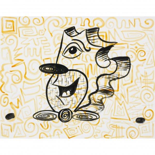 121: Kenny Scharf b. 1958 untitled