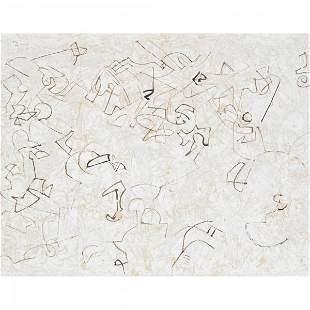 Mark Tobey 1890-1976 Rhythms