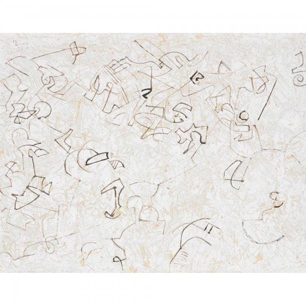 123: Mark Tobey 1890-1976 Rhythms