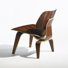 100: Charles and Ray Eames LCW
