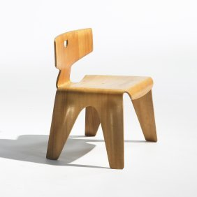 101: Charles and Ray Eames child's chair