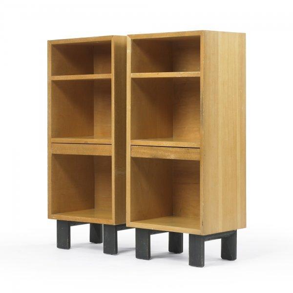 115: George Nelson & Associates nightstands model 4708