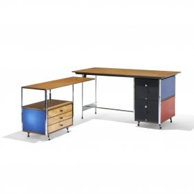 119: Charles and Ray Eames ESU D-20-C and return