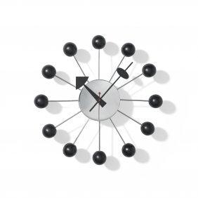 George Nelson & Associates Ball Clock, Model 4755A