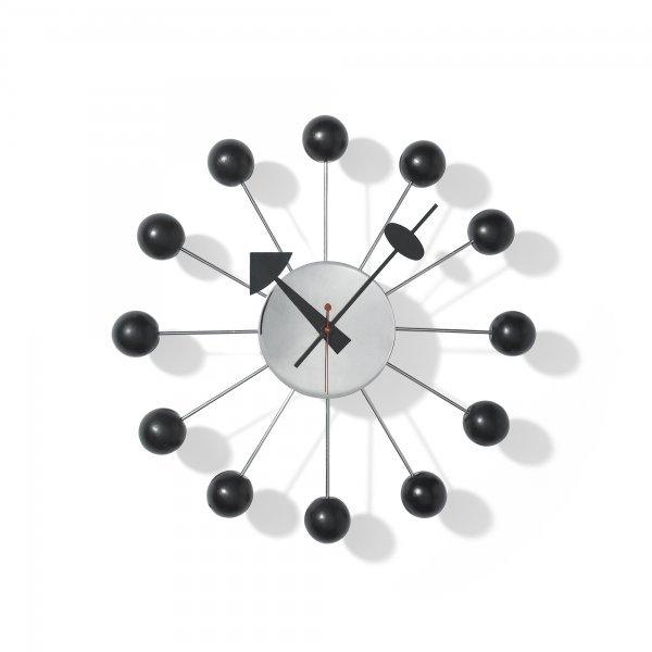 124: George Nelson & Associates Ball clock, model 4755A
