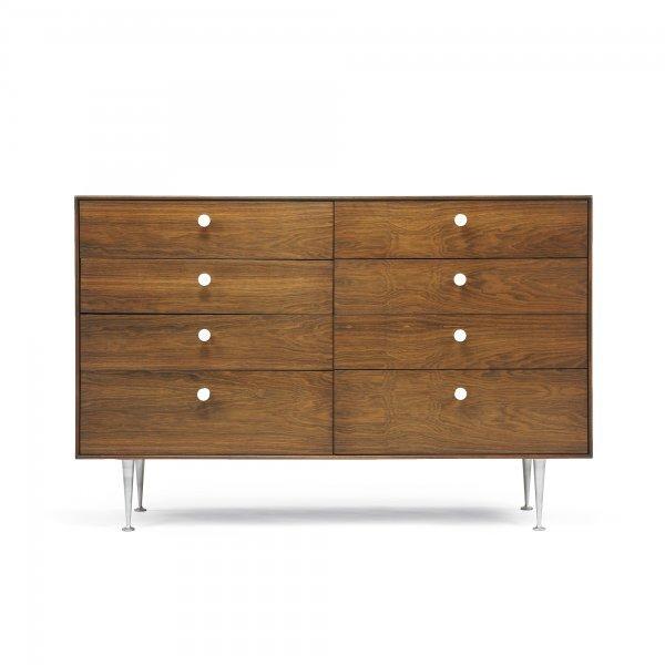 129: George Nelson & Associates Thin Edge cabinet
