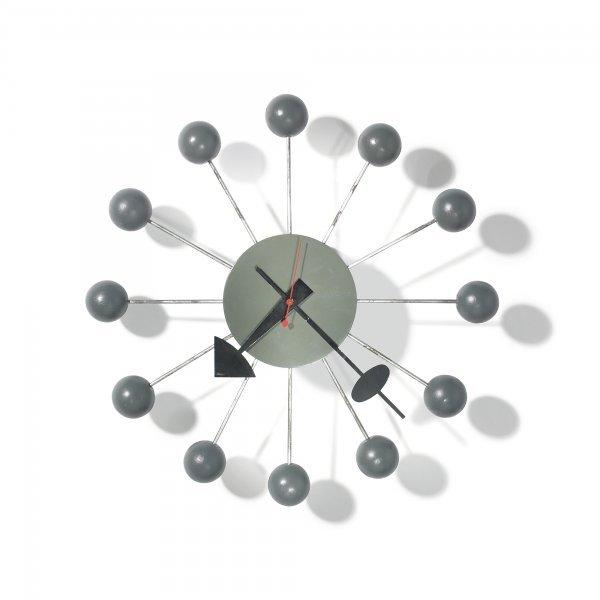 131: George Nelson & Associates Ball clock, model 4755