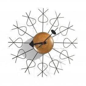 George Nelson & Associates Pretzel Clock