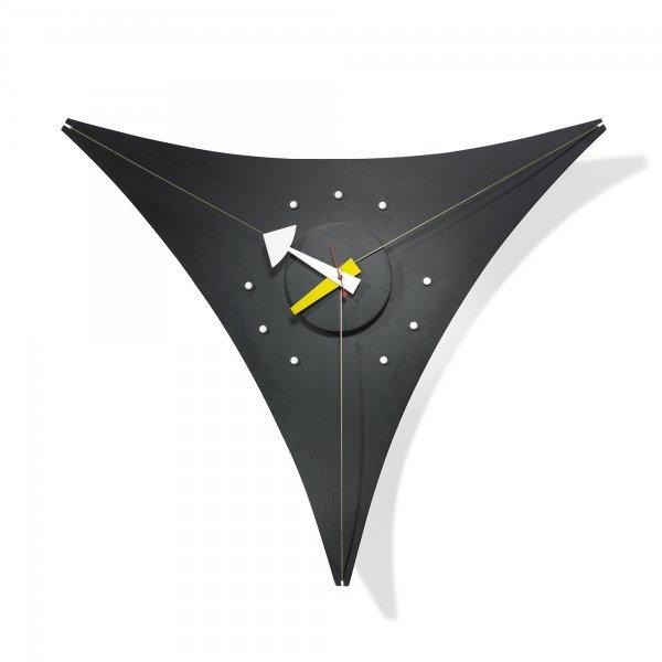 134: George Nelson & Associates Triangle wall clock