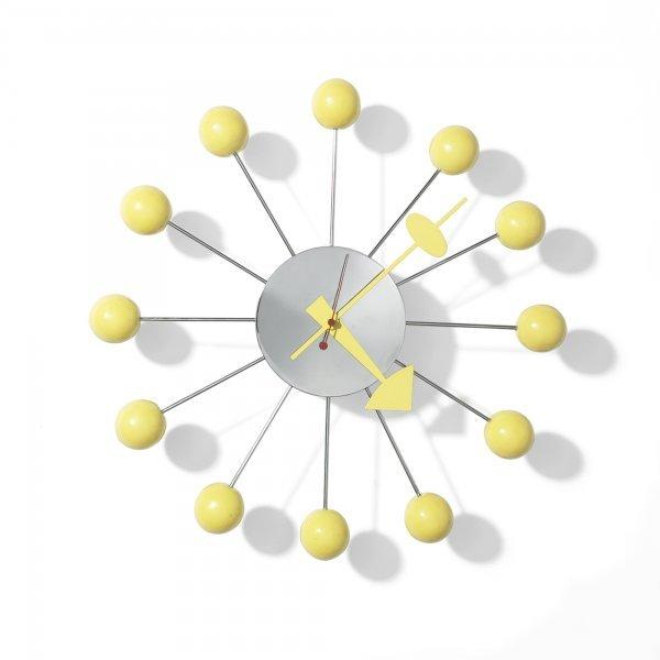 135: George Nelson & Associates Ball clock, model 4755