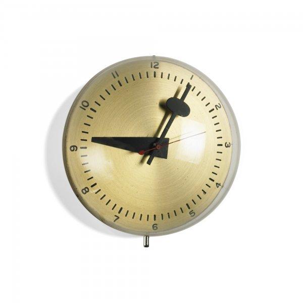 137: George Nelson & Associates wall clock, model 4759