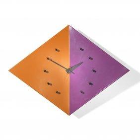 George Nelson & Associates Kite Wall Clock