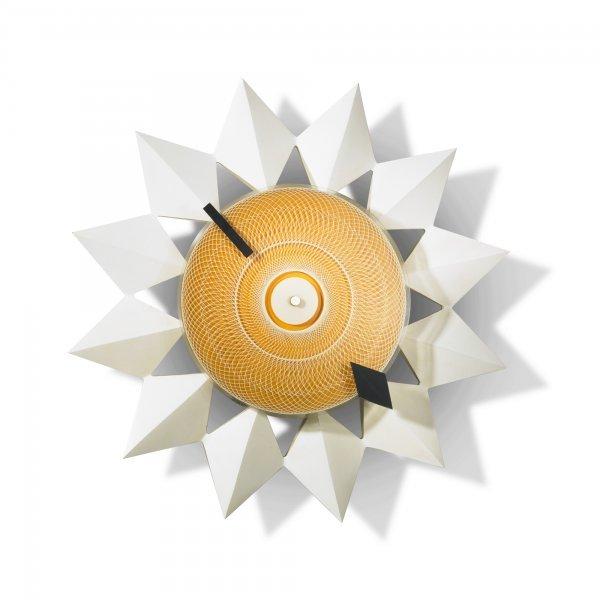 141: George Nelson & Associates Diamond Markers clock