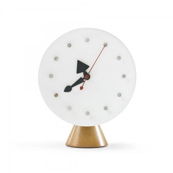 142: George Nelson & Associates table clock, model 4762