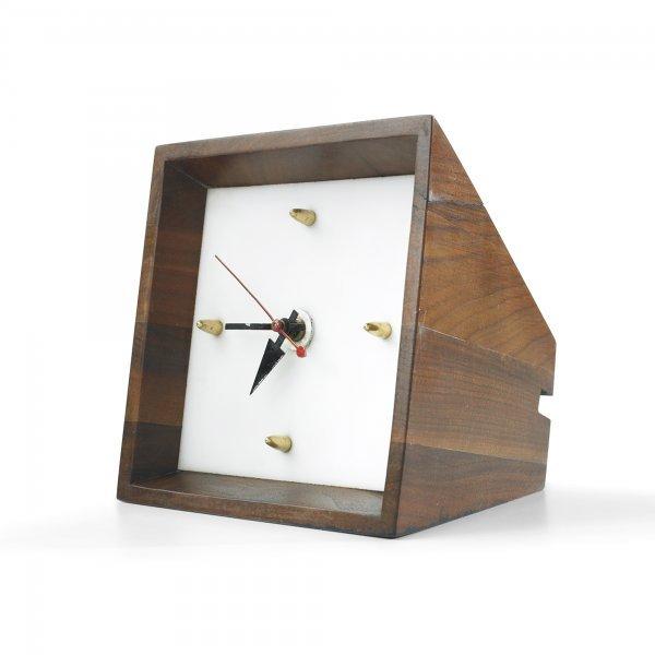 143: George Nelson & Associates table clock, model A30A
