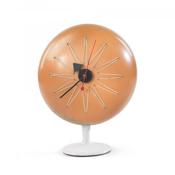 146: George Nelson & Associates M&M table clock
