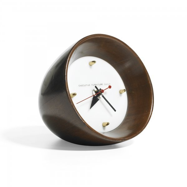 147: George Nelson & Associates Executive Guild clock