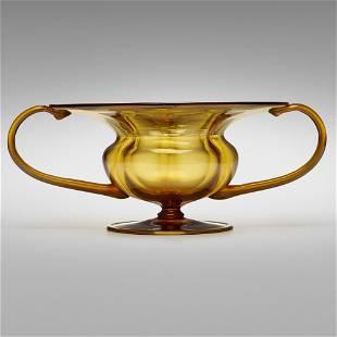 Vittorio Zecchin, Rare Libellula vase, model 3013