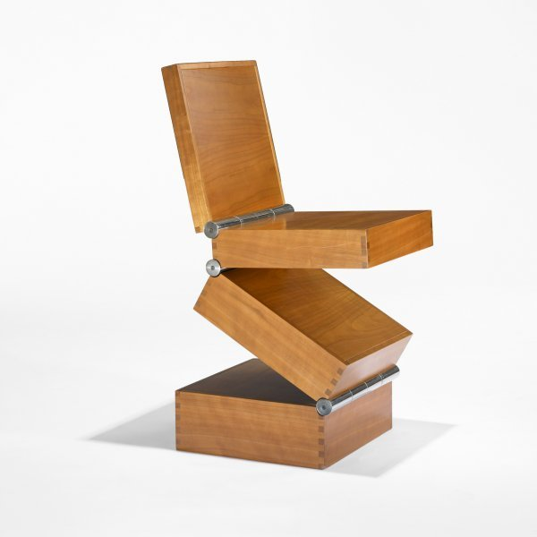 101: Ron Arad Box in Four Movements prototype