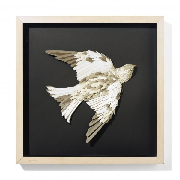 104: Frank Gehry bird
