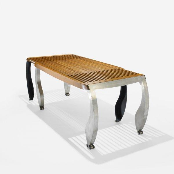 107: Ron Arad Split table