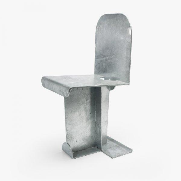 112: Isamu Noguchi Pierced Seat, IN82-2091
