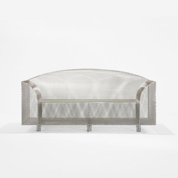 115: Shiro Kuramata How High the Moon sofa