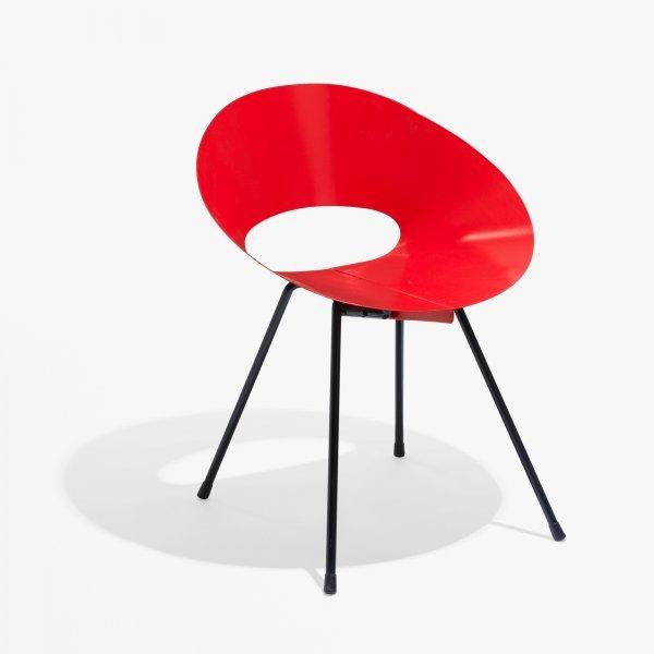 119: Donald Knorr chair, model 132 U