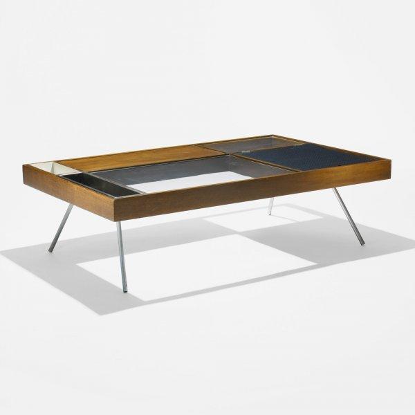 477: Milo Baughman coffee table