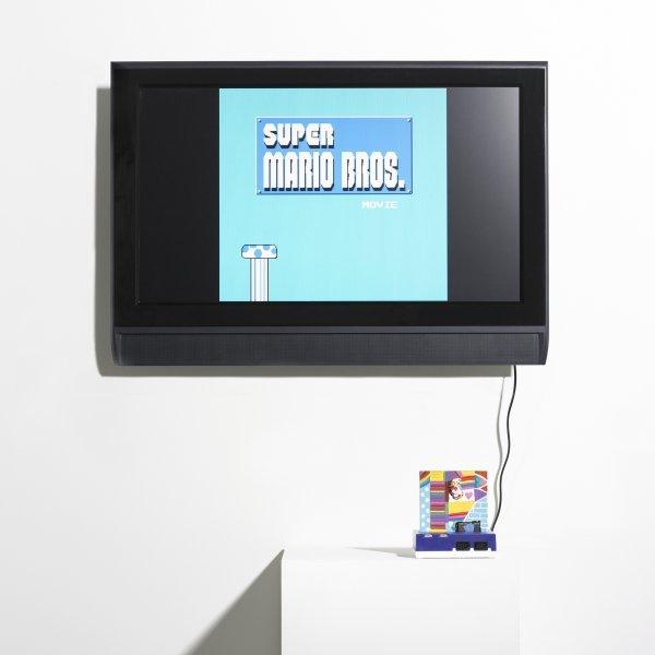 620: Cory Arcangel and Paper Rad Super Mario Movie
