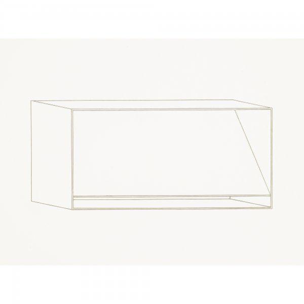 639: Donald Judd untitled