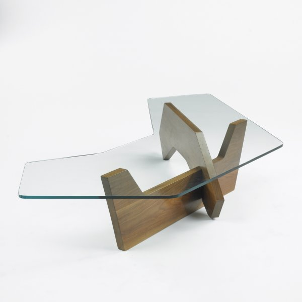 111: In the manner of Franco Albini coffee table