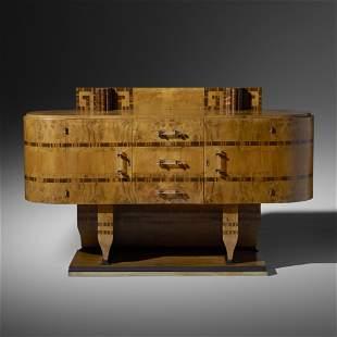 Art Deco, Cabinet
