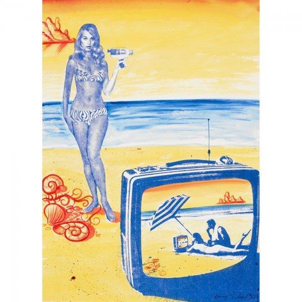 117: Kenny Scharf untitled