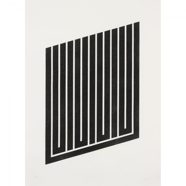 140: Donald Judd untitled