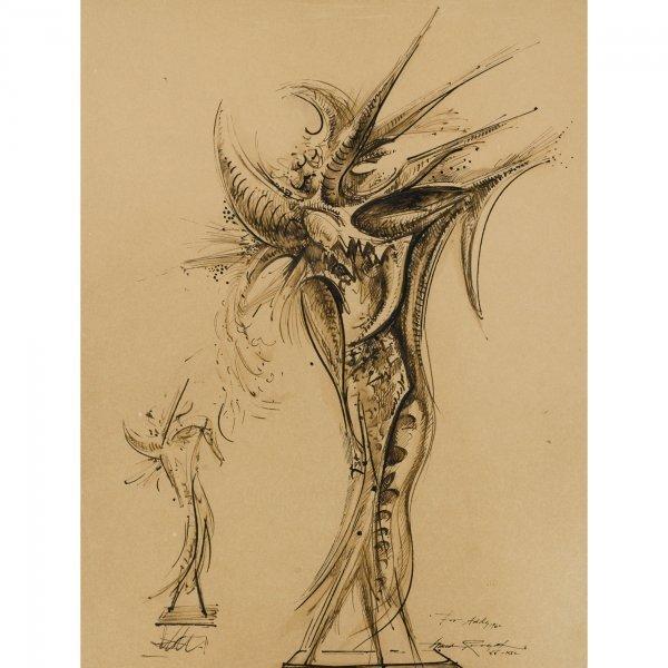 196: Theodore Roszak untitled