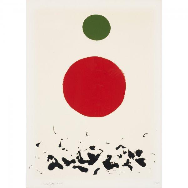 213: Adolph Gottlieb untitled