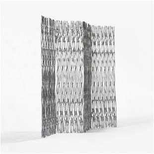 445: Arthur Court folding screen