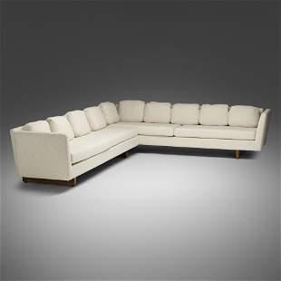 Edward Wormley, Sectional sofas