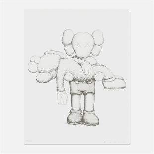 KAWS,, Companionship in the Age of Loneliness