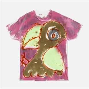 Katherine Bernhardt, Untitled (t-shirt)