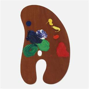 Jim Dine, Palette IV (from Four Palettes)