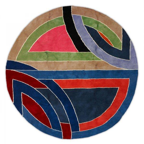 105: Frank Stella Sinjerli Variation II