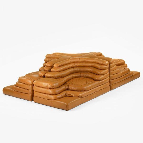 107: Ubald Klug Terrazza Furniture System